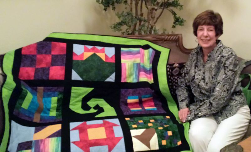 Quilt by Carol Tigges