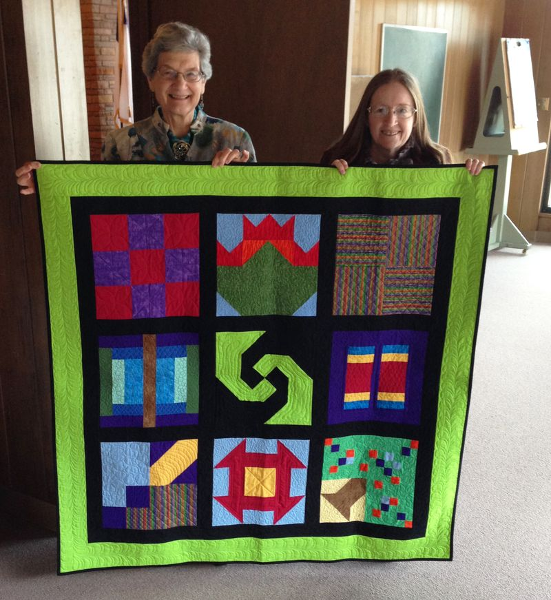 Another Horizons Quilt