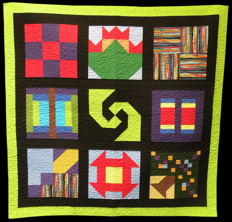 The Official An Abiding Hope Quilt